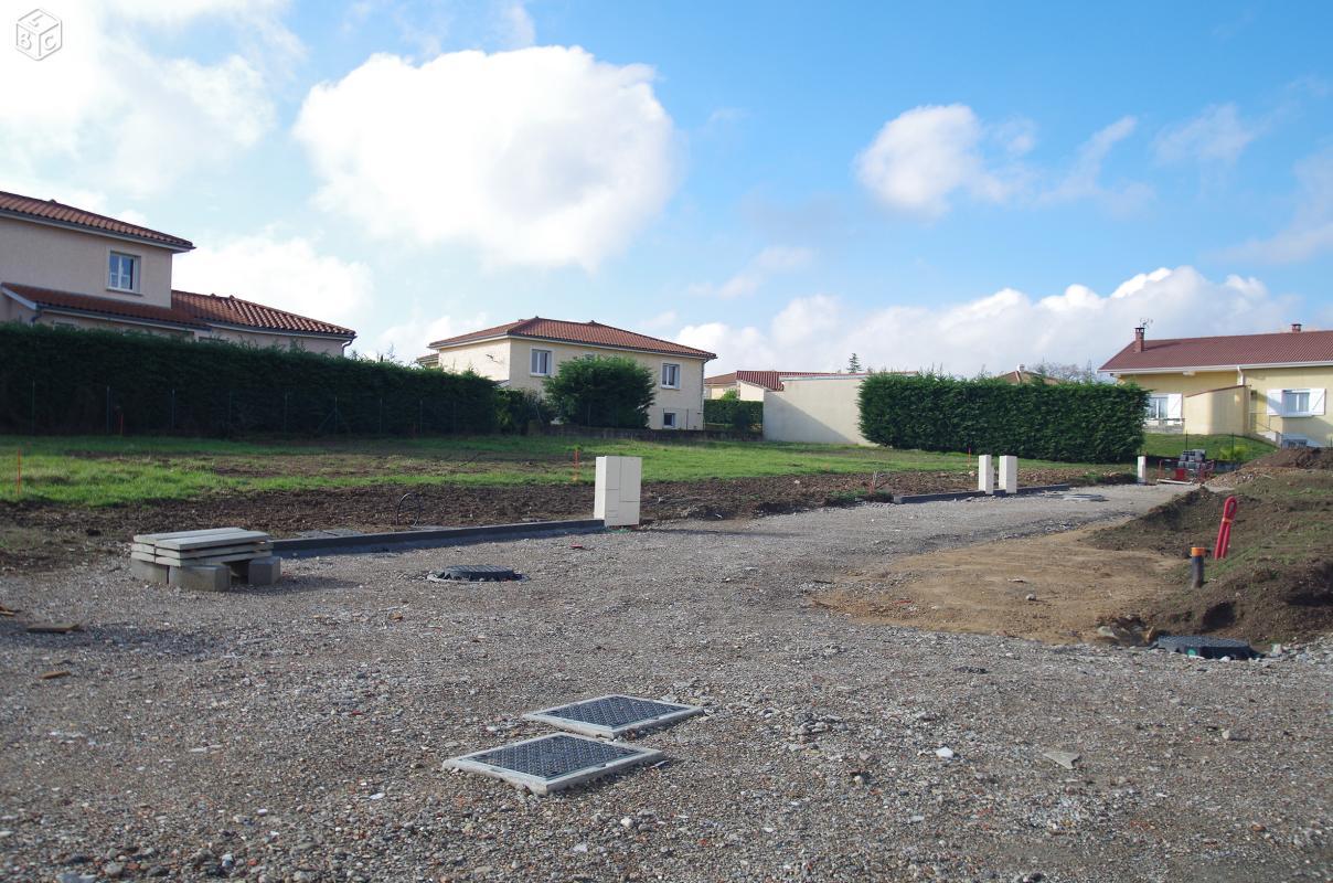 Projet de construction grezieu la varenne maisons elytis for Projet de construction maison