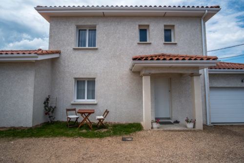 Villa traditionnelle R+1 ouest lyonnais
