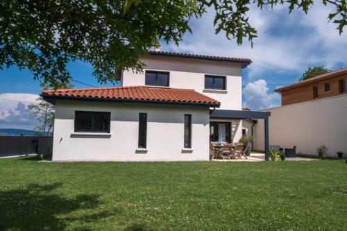 Construction d'une Villa de 107 m2 habitables + garage