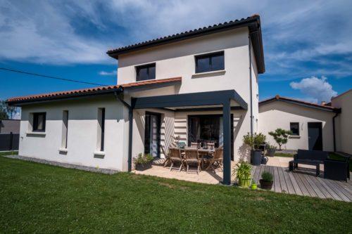 Villa de 107 m2 habitables + garage
