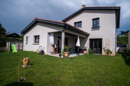 Maison traditionnelle de 147,50 m2 proche banlieue Ouest