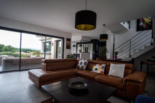 Construction d'une Villa de 176,93 m2 habitables dans l'Ain