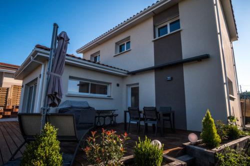 Villa 115 m2 habitables sur l'ouest lyonnais