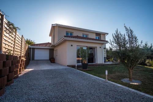 Construction d'une Villa 115 m2 habitables sur l'ouest lyonnais