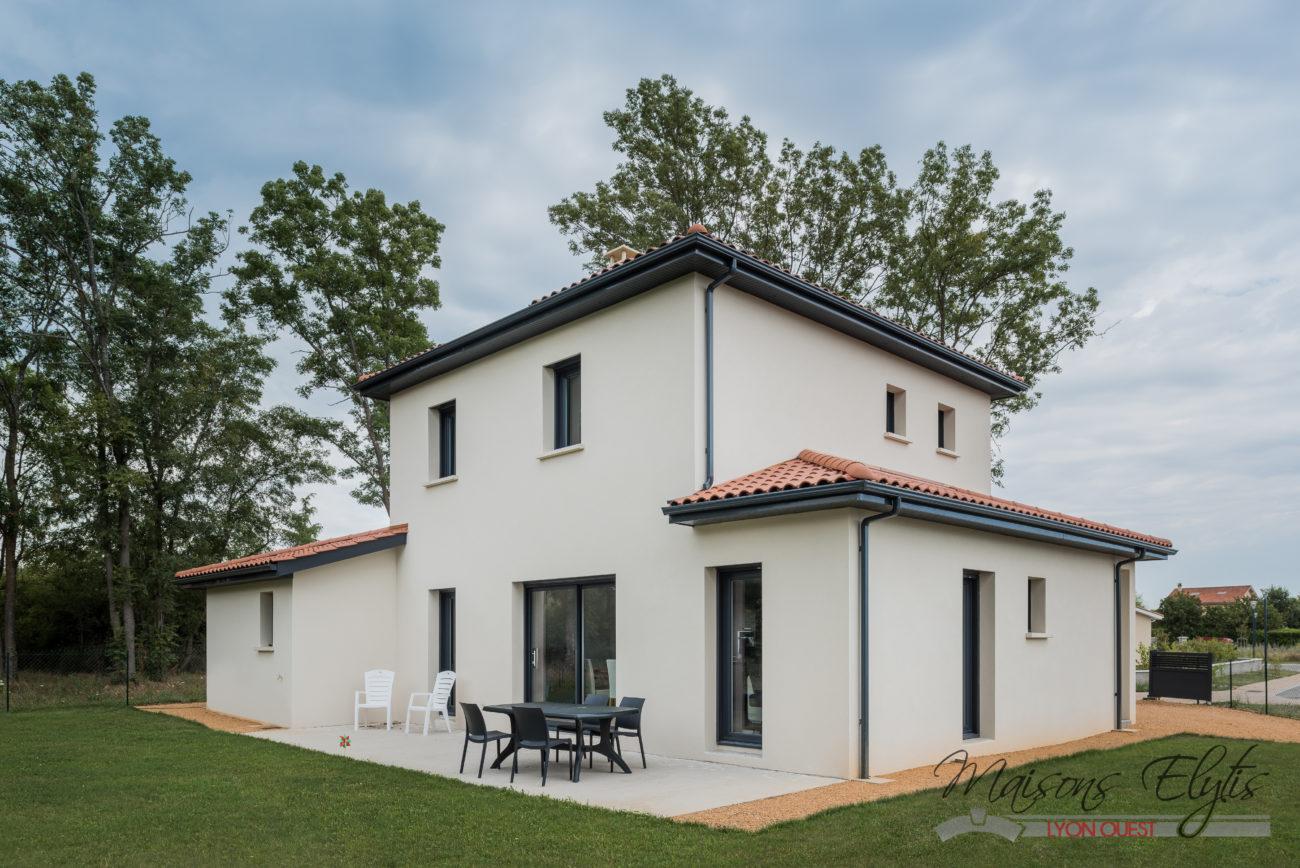 Constructeur de maisons lyon maisons elytis lyon ouest - Maison elytis ...