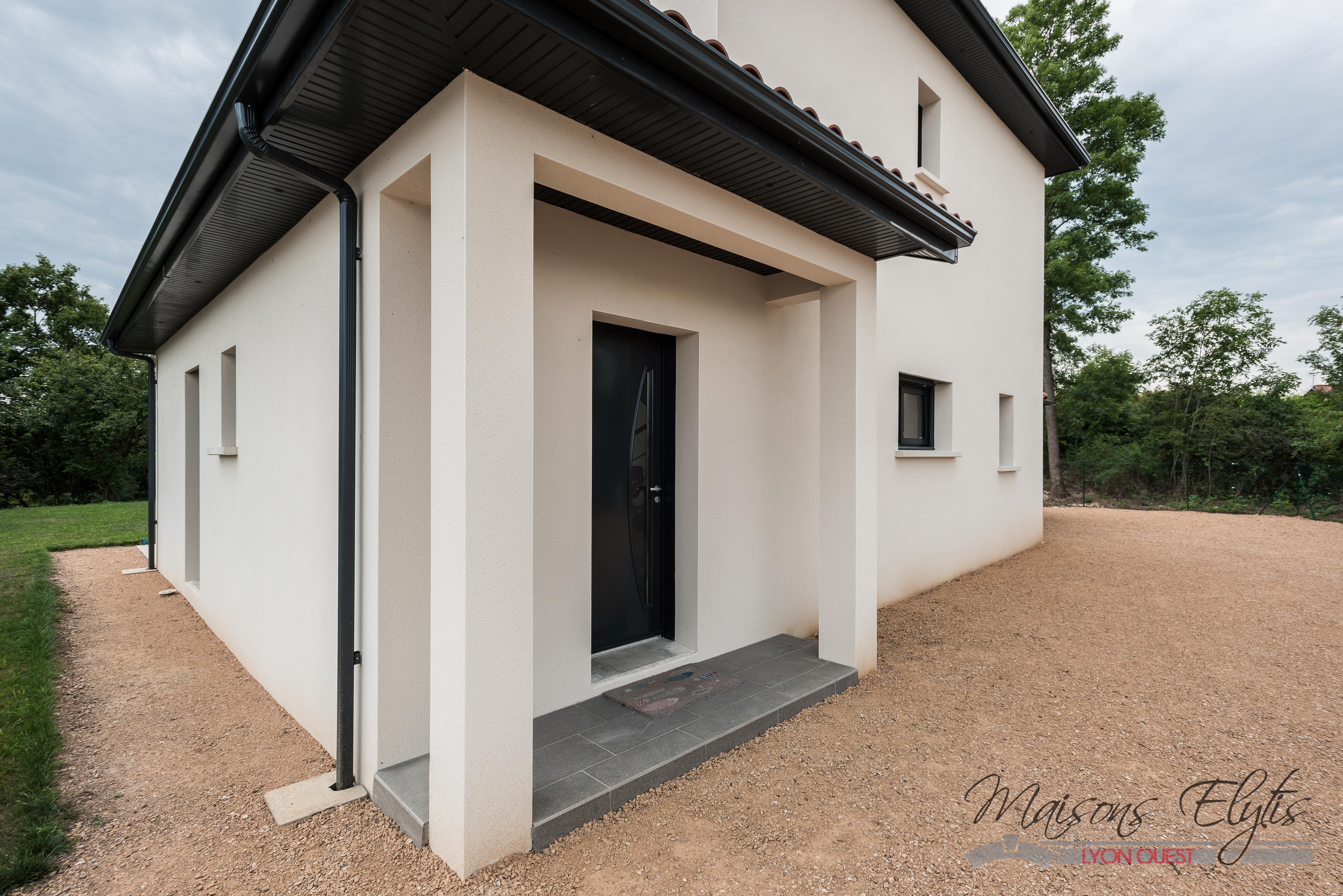 Maisons passives maisons elytis lyon ouest for Constructeur maison lyon
