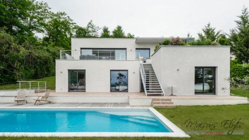 Maison moderne et contemporaine dans l'Ain