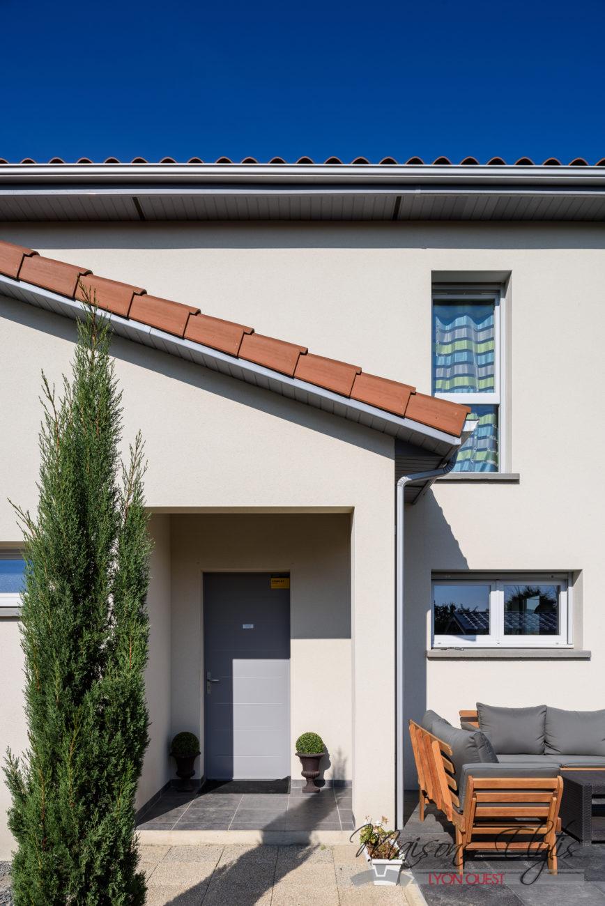 Maison traditionnelle ouest de lyon maisons elytis lyon for Maison lyon